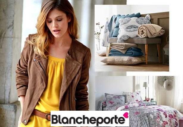 bon d'achat Blanche Porte