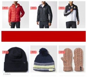 collection Hiver Outlet Adidas