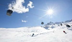 domaine skiable de la station de Valmorel,
