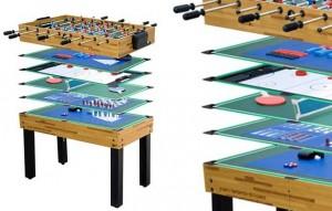 table de jeux multifonctions à moins de 85 euros