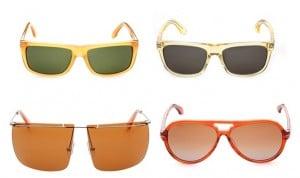 23€ les lunettes de soleil Calvin Klein