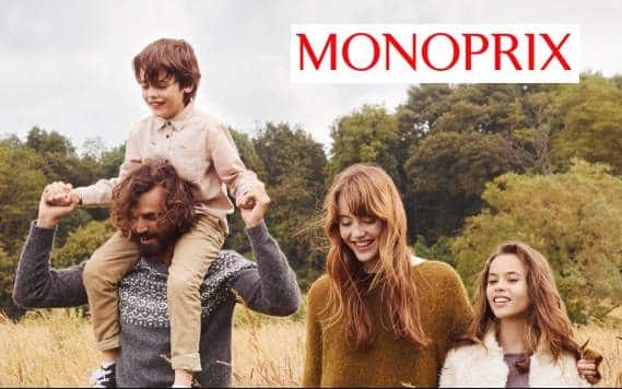 Bon de reduction Monoprix Rose Deal