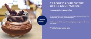 Coupon Novotel Restaurant NCafé