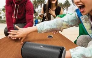 Enceinte Bluetooth Flip 2 JBL en promo