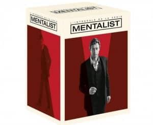 Intégral Le Mentalist en DVD
