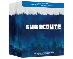 Intégral de la série Sur écoute en Blu-ray