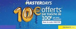 MasterDays Euromaster