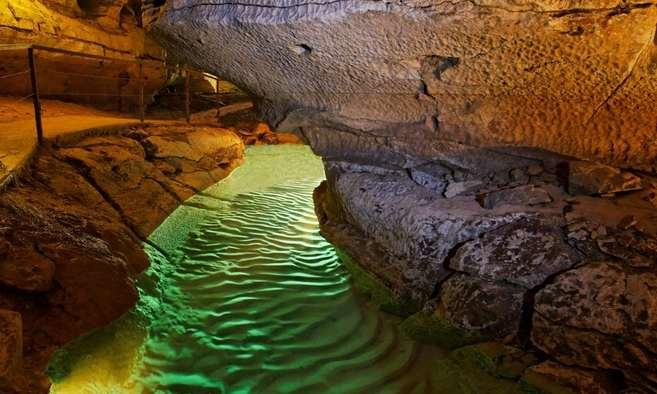Visite Grotte de Labeil moitié prix