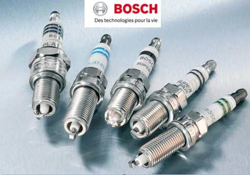 bougies Bosch promo