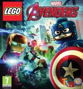 jeu Lego Marvel Avenger