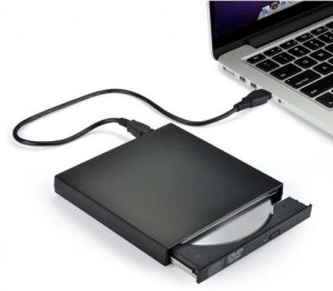 lecteur-graveur VicTsing externe DVD / CD