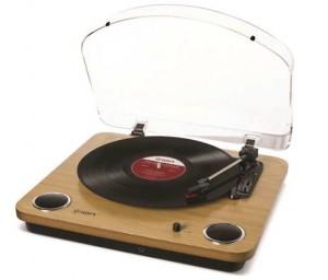 platine- convertisseur vinyle ION Audio Max LP en promo