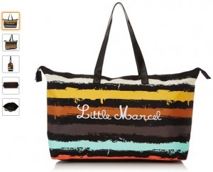 sac Navigo Little Marcel à 15€