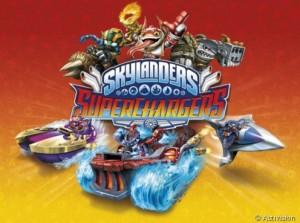 véhicule Skylanders Superchargers offert