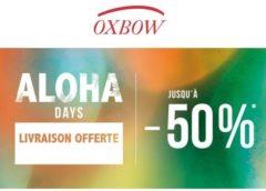 Aloha Days Oxbow ! 300 articles à -50% et livraison gratuite 🚚 !