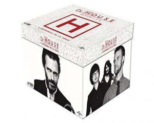 Coffret DVD Integral Dr. House pas cher