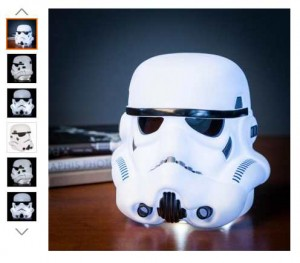 lampe veilleuse stormtrooper star wars 7 06 euros port inclus bons plans malins. Black Bedroom Furniture Sets. Home Design Ideas