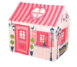 Maison Mademoiselle Janod en tissu moins de 25€