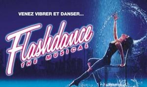 Place Flashdance la tournée 2016 pas chère