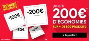 Remise immédiate Auchan