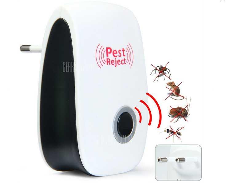 Répulseur rongeurs et insectes