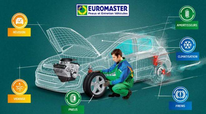 Rose Deal Euromaster