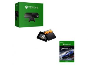 299 la xbox one 500go forza 6 carte 50 amazon gratuite bons plans malins. Black Bedroom Furniture Sets. Home Design Ideas