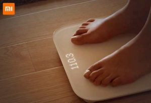 balance Xiaomi Mi Smart Scale pas chere