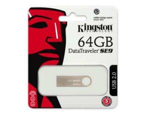clé USB Kingston DataTraveler S9 64Go pas chère