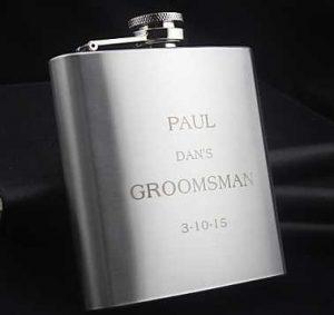 flasque personnalisable