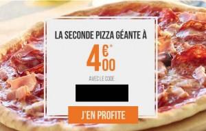 pizza à emporter Pizza Pai