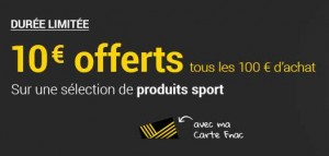 rayon sport FNAC