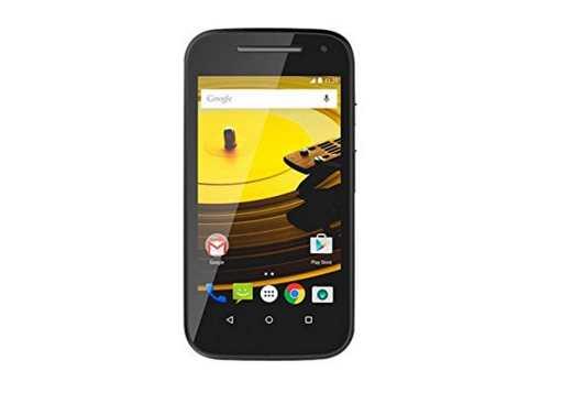 smartphone Motorola Moto E 4G