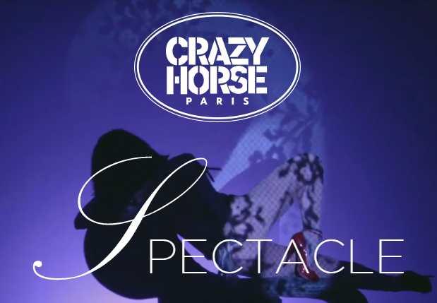Billet Crazy Horse pas cher