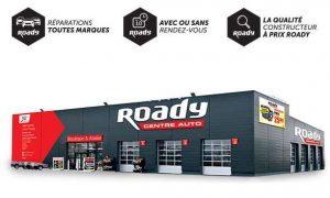Bon d'achat Roady