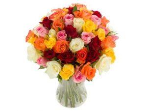 Bouquets de roses moitié prix pour la Fête des Mères