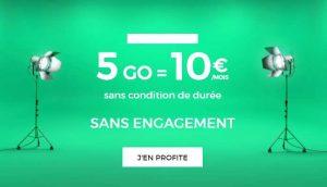 bon plan forfait Red by SFR