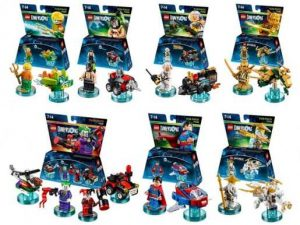 1 Lego Dimension acheté = 1 pack de figurines gratuit