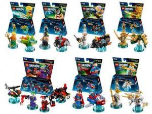 1 Lego Dimension acheté = 1 pack de figurines gratuit