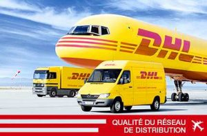 Bon de réduction DHL enlèvement domicile