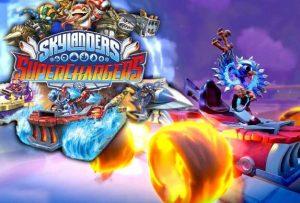 éstockage Skylanders remise sur les Skylanders Superchargers