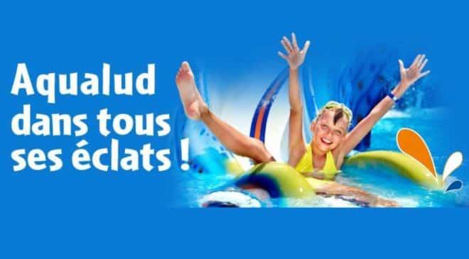 Parc aquatique Aqualud du Touquet pas cher