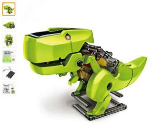 Petit Robot solaire à construire