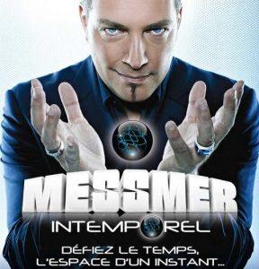 """Place pour le spectacle hypnose Messmer """" Intemporel """" pas chère"""