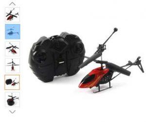 RC mini hélicoptère pas cher