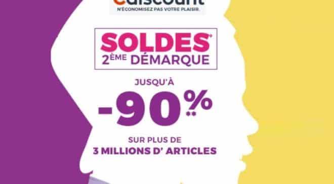 Soldes Cdiscount 2018