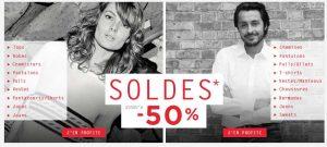 Soldes Promod 2016