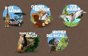 Zoo Planète Sauvage moins cher