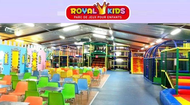 billet Royal Kids Antibes pas cher