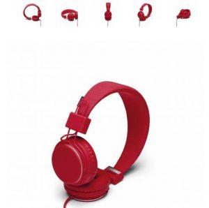 casque audio Urbanears Plattan 2.0 Tomato en soldes
